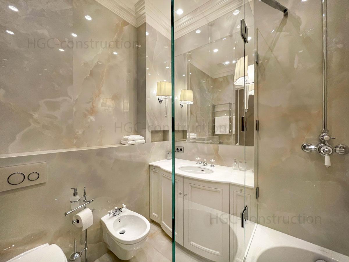 Aménagement pratique de la salle de bain selon vos goûts Nice