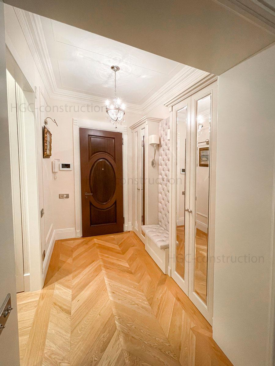 Électricien d'éclairage de couloir design Nice