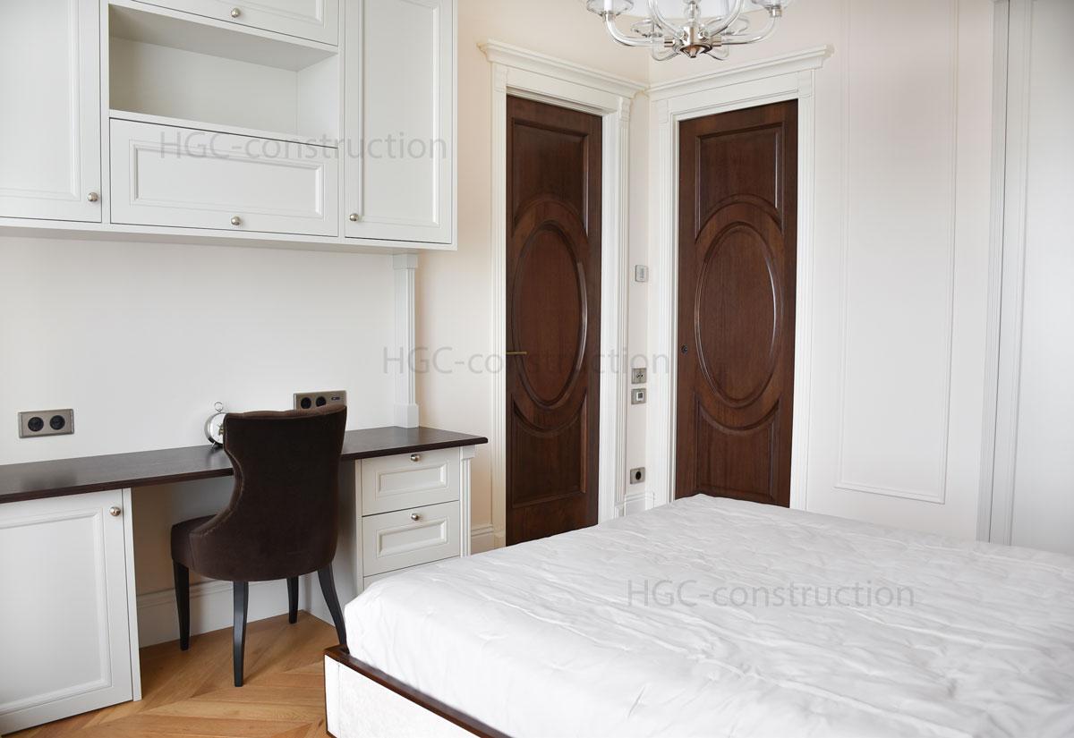 Meuble Moderne d'une Chambre