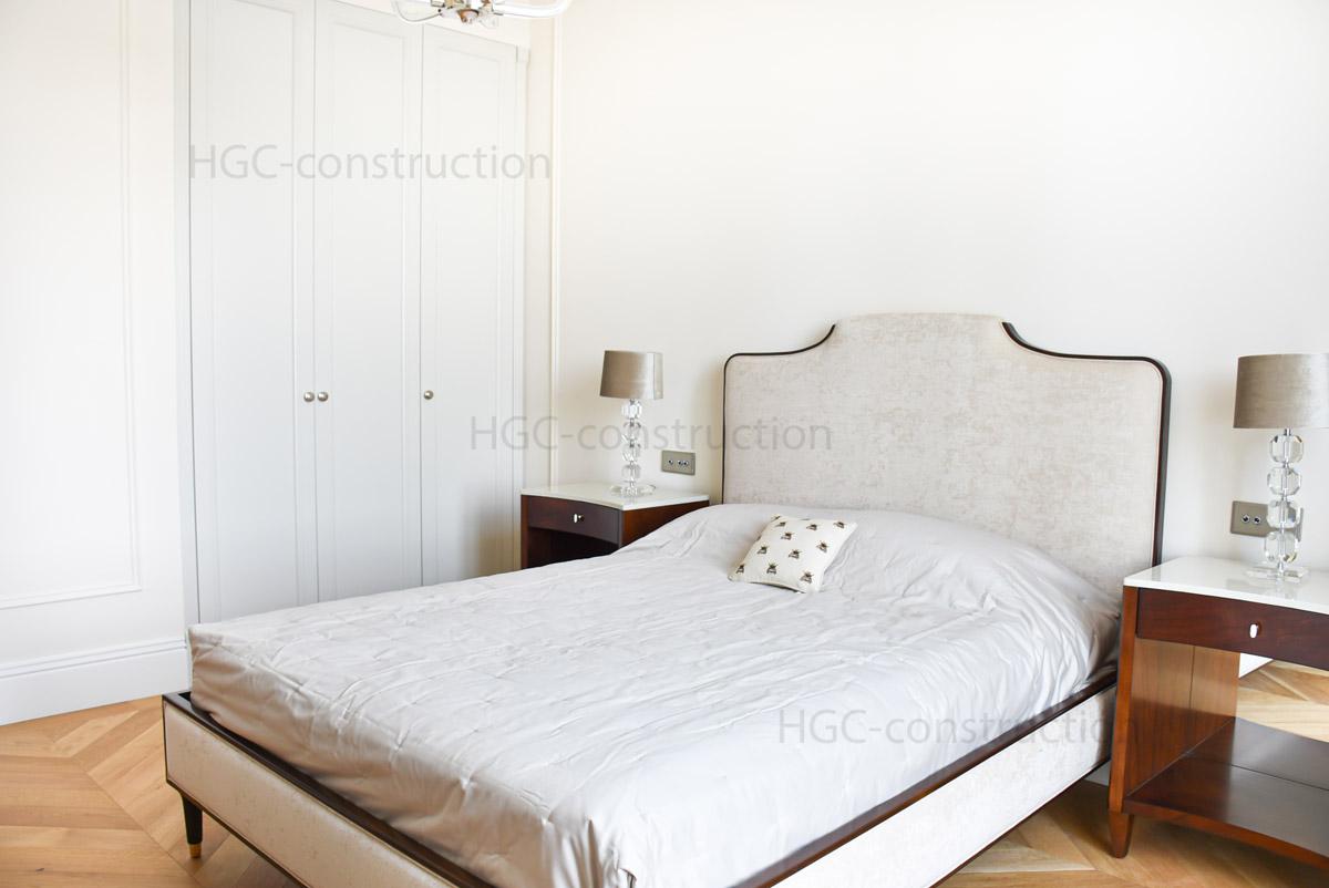 Rénovation et Aménagement Chambre
