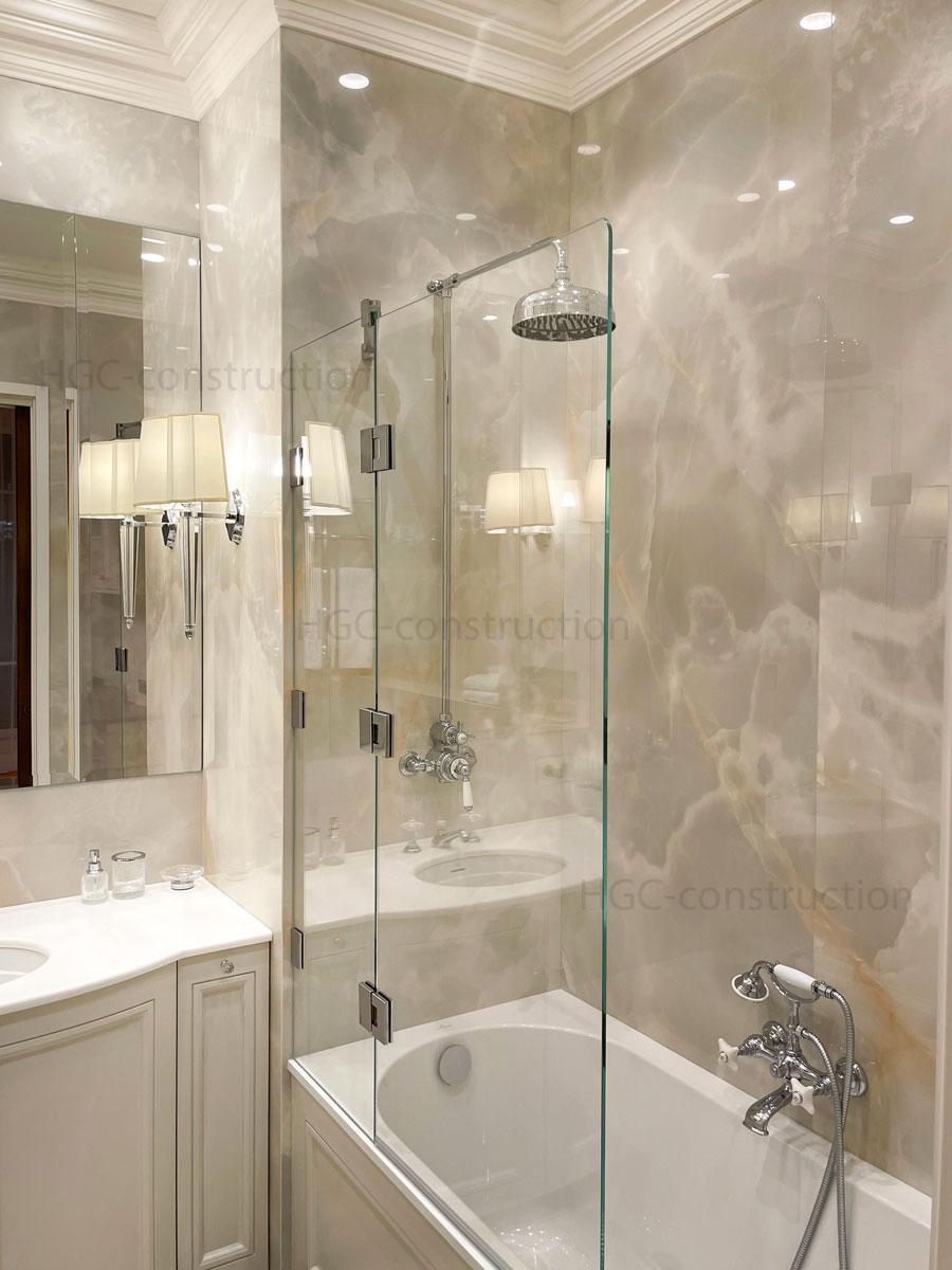 Salle de bain installation plombier entreprise nice