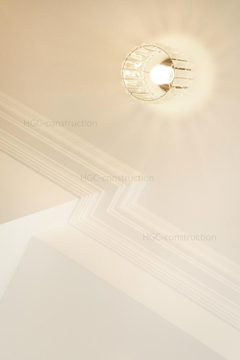 Corniche au Plafond
